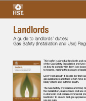 Gas Safety Inspections and Landlord